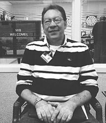 Volunteer Spotlight, Nick Shelton