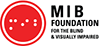 MIB Foundation Logo in Footer