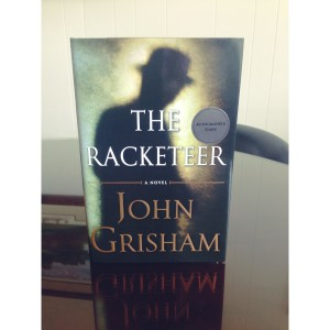 Are you a fan of MS writers?  Then this signed John Grisham book, The Racketeer, is perfect for you!